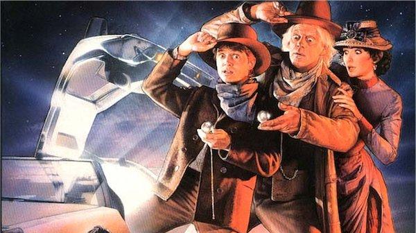 Retour vers le futur 3 - Le film - 1990