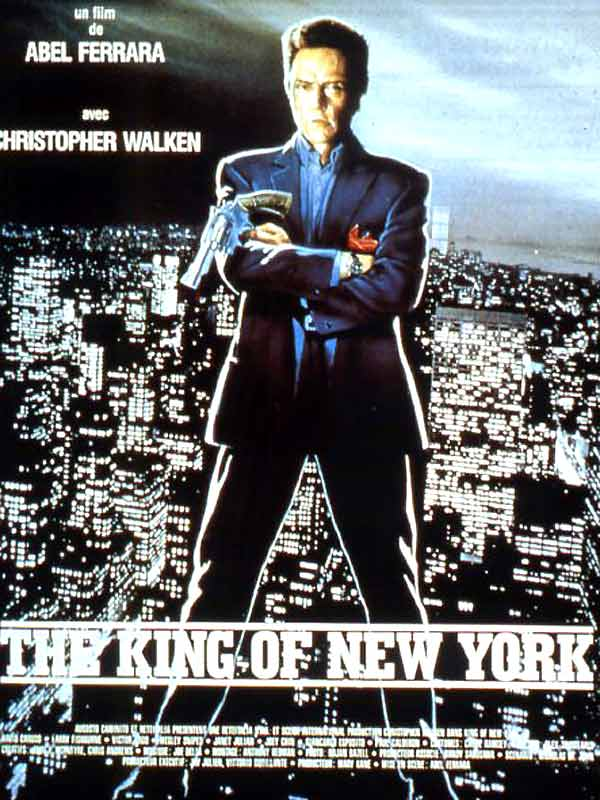 The King of New York - Film - 1990