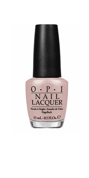 Le vernis nude OPI