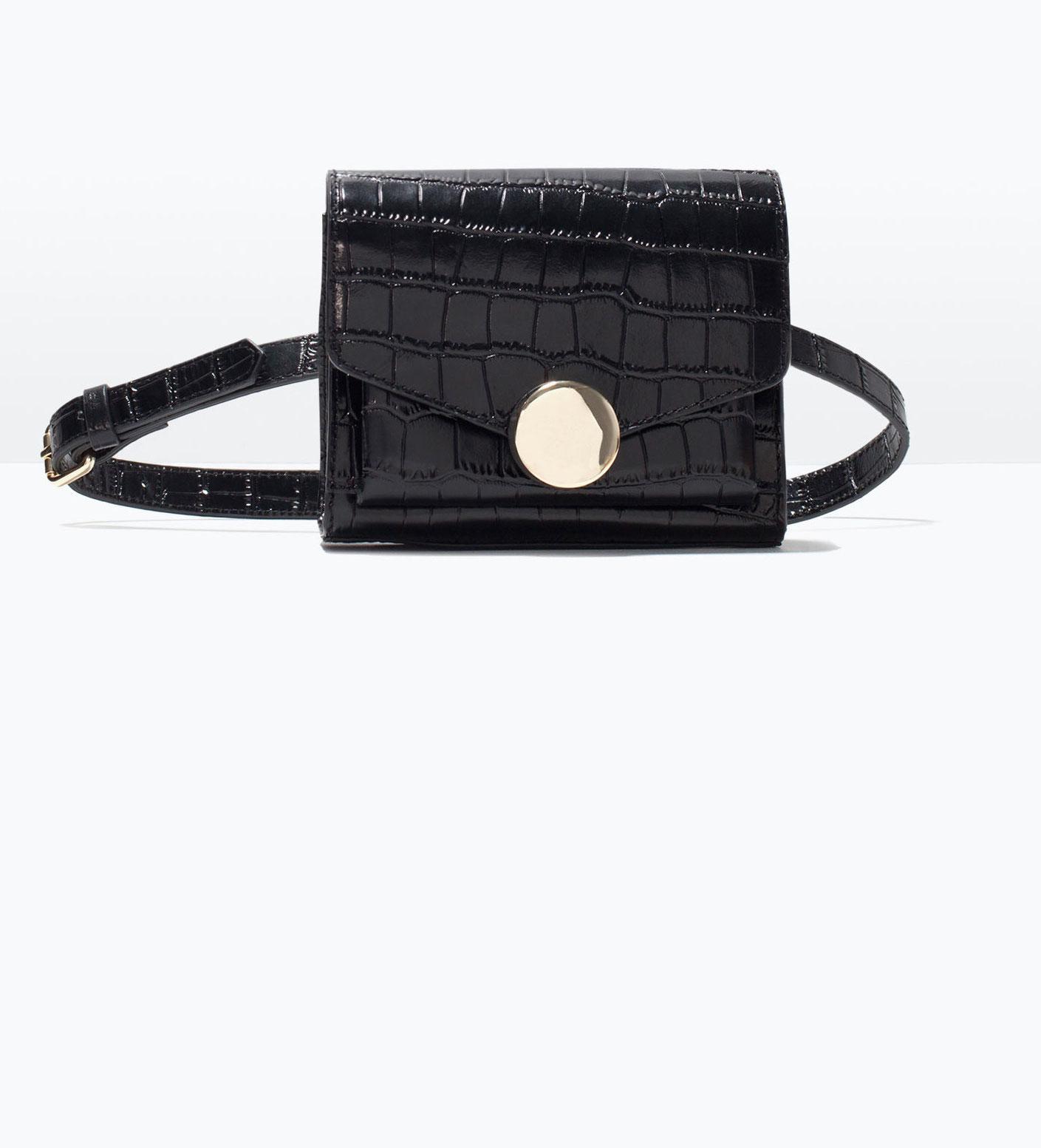 Zara - Sac ceinture