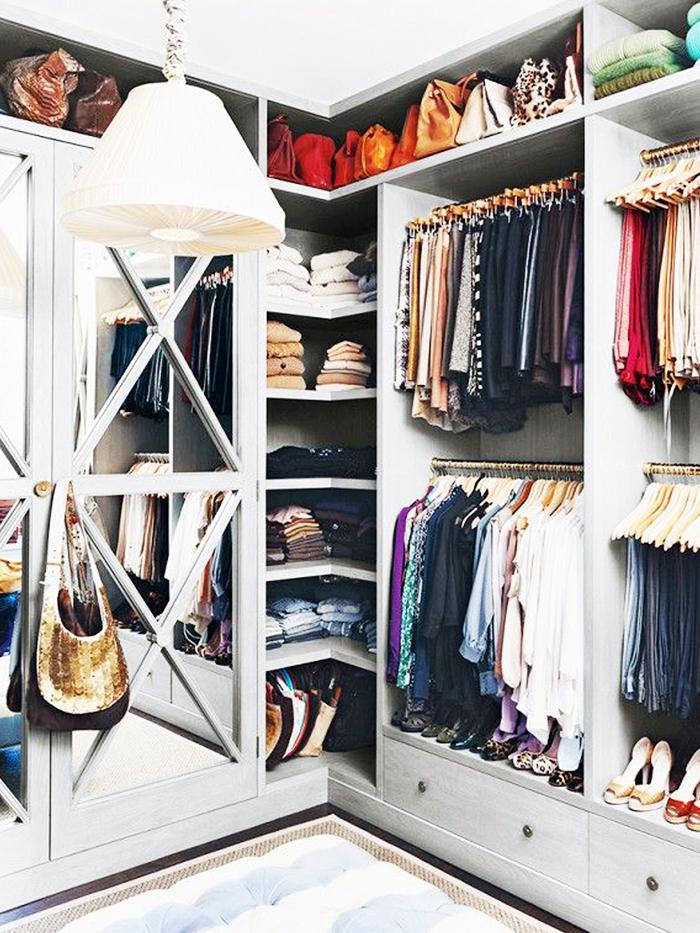 5 astuces pour trier son dressing
