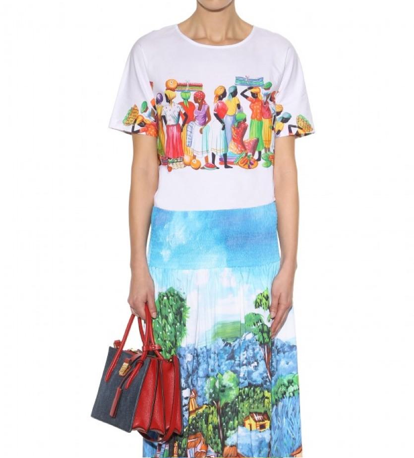 Stella Jean - T-shirt