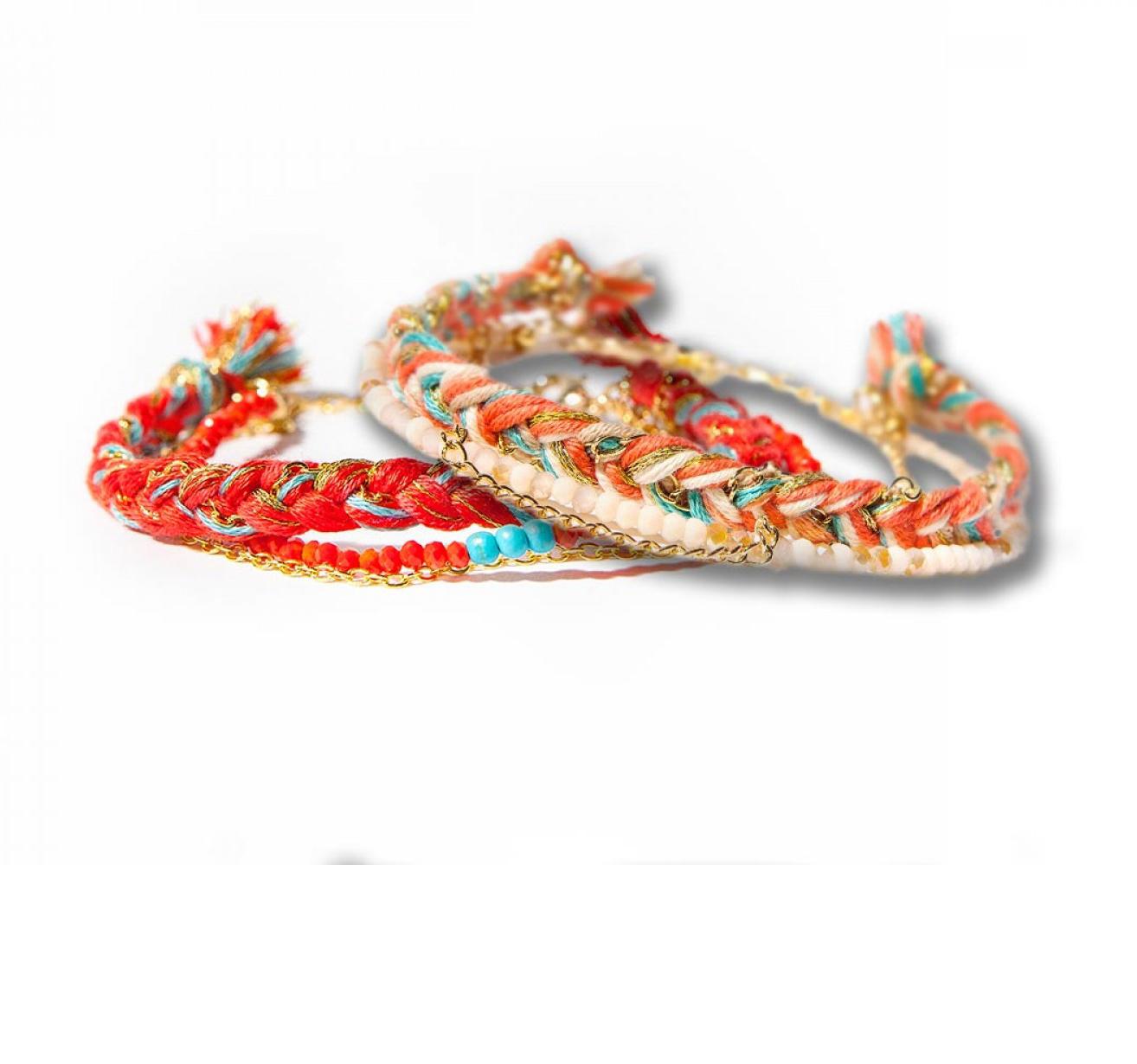 Jez Handmade - Lot 2 Bracelets