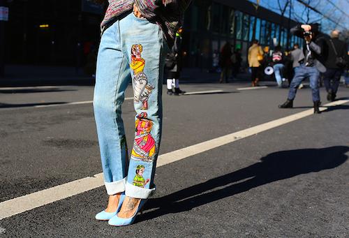 Inspiration Street Style