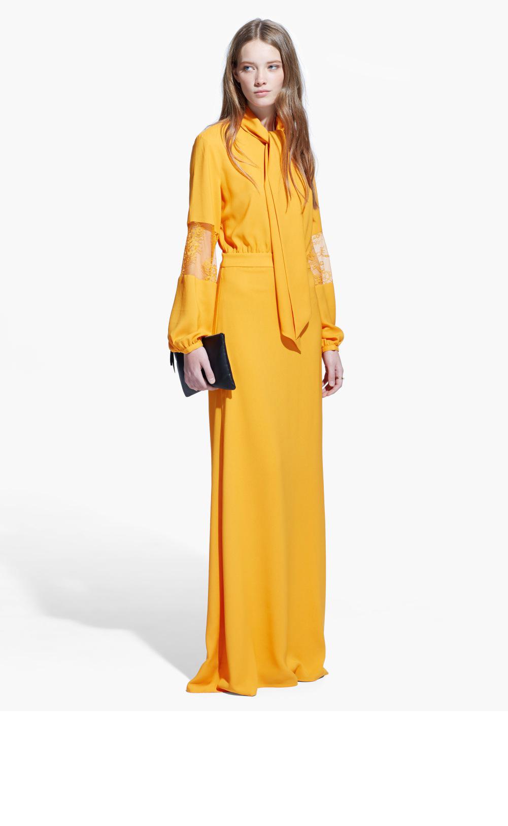 haut de gamme véritable vente chaude achat spécial Robe de soiree longue mango – Robes populaires