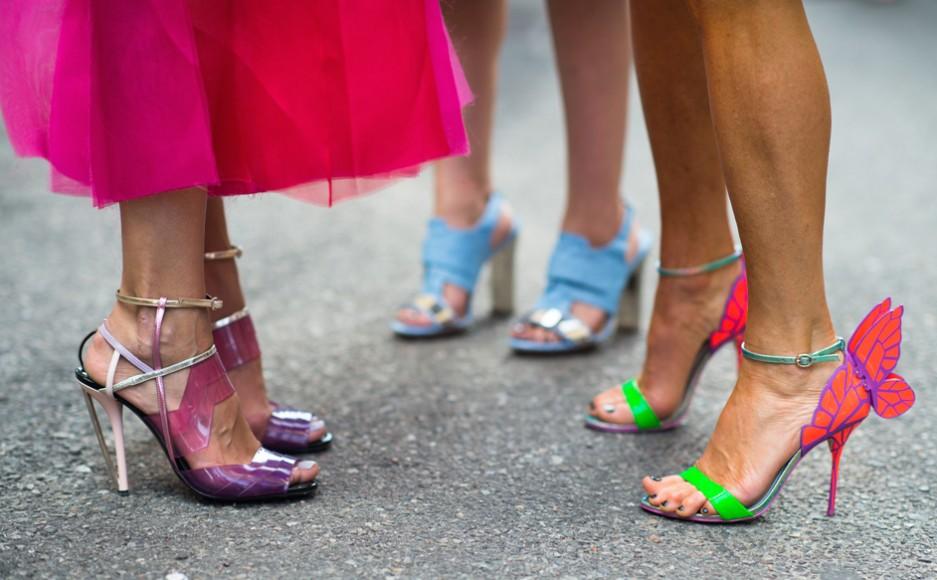 Mardi #Shoesday : 20 escarpins colorés renversants