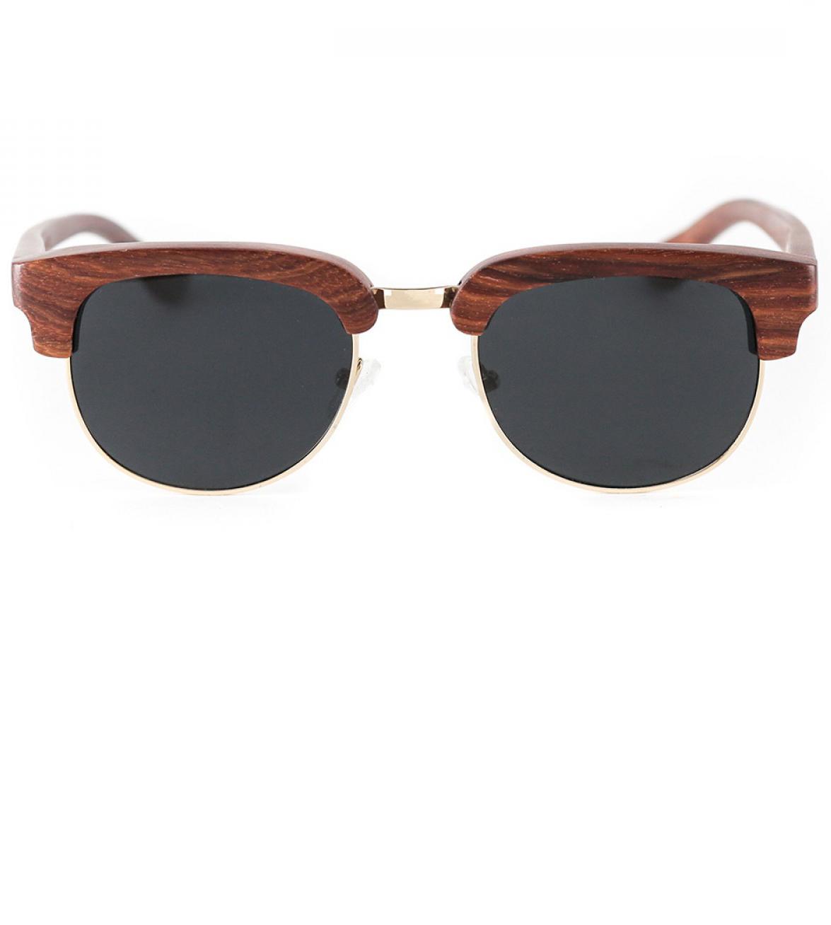 Rezin Wooden Sunglasses