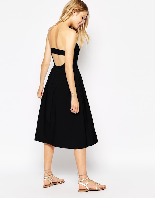 Asos - Robe patineuse