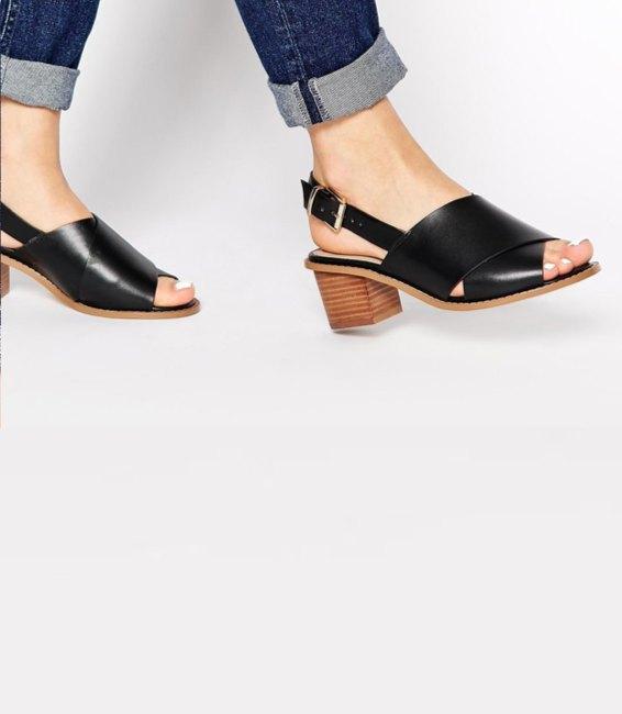 Asos - Sandales noires
