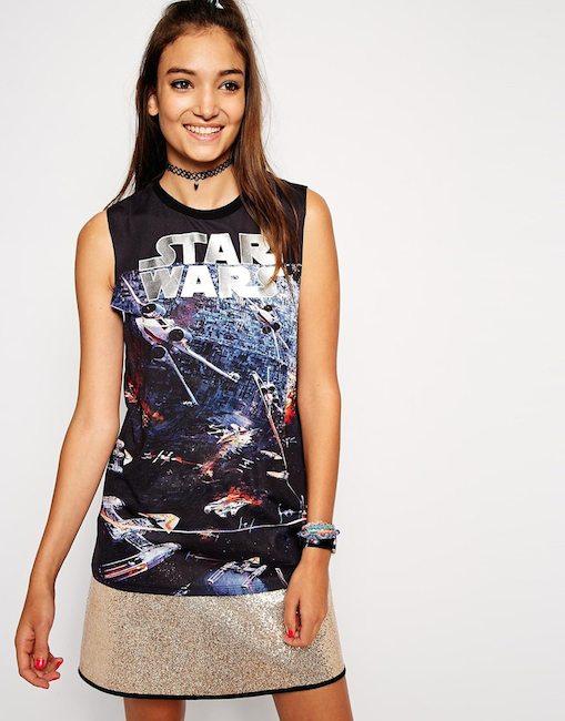 Asos - T shirt Star Wars