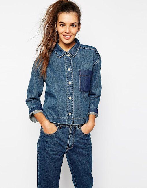 Daisy Street - Veste en jean