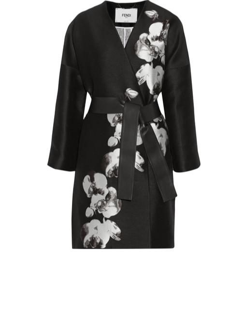 Fendi - Manteau Kimono