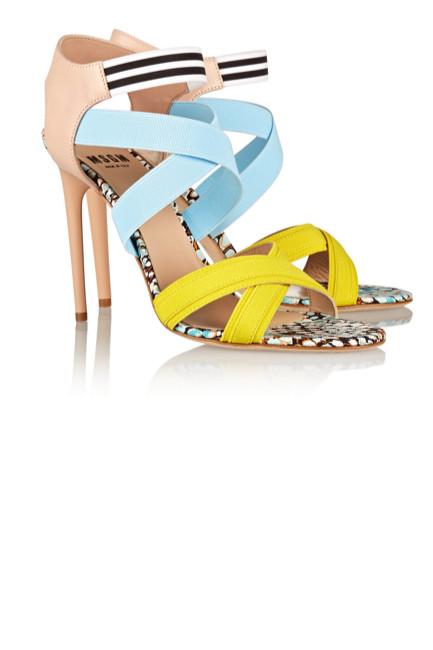 MSGM - Sandales