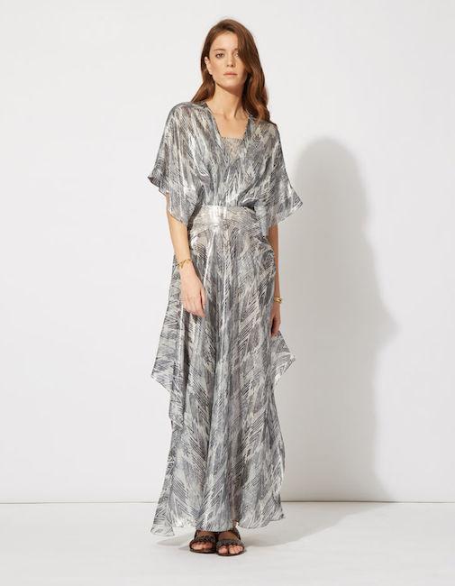 Maje - Robe Kimono