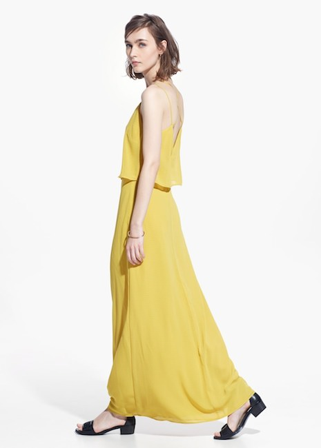 Mango - Robe longue