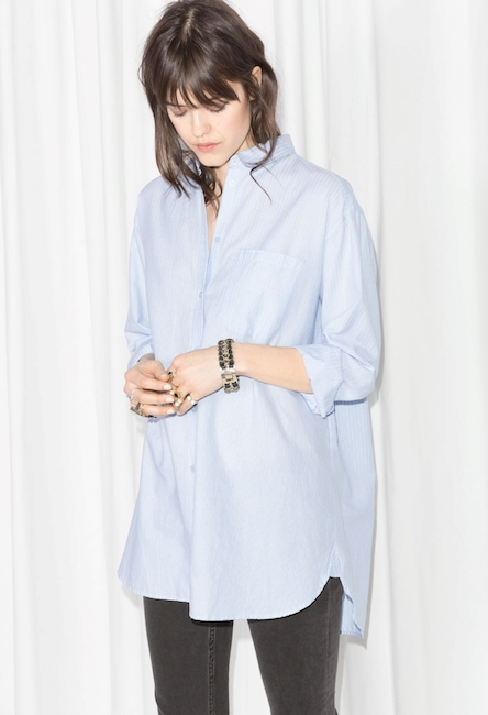Other Stories - Chemise oversize
