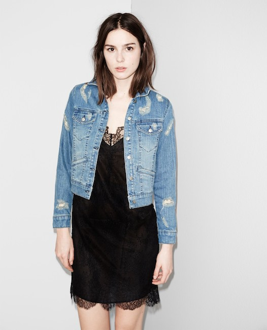 The Kooples - Veste en jean