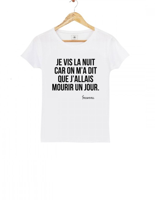Triaaangles - T-shirt Lavie Lanuit