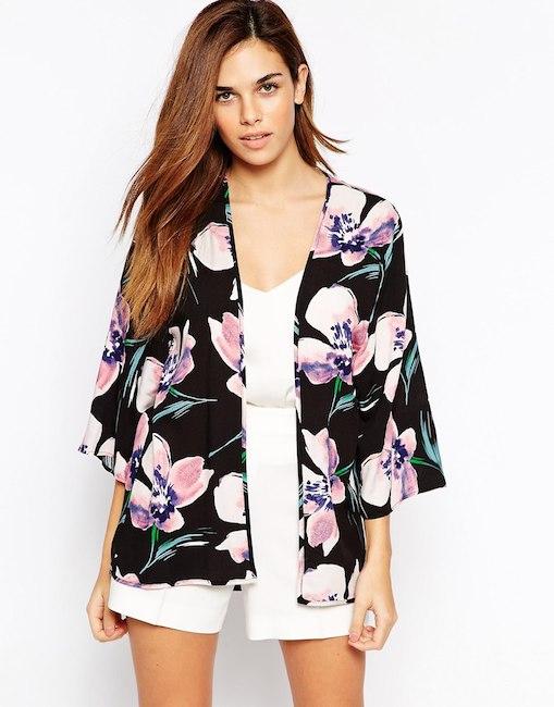 Warehouse - Veste kimono