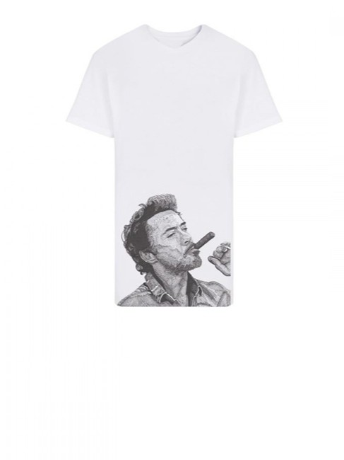 Wooop - T-shirt Robert Downey