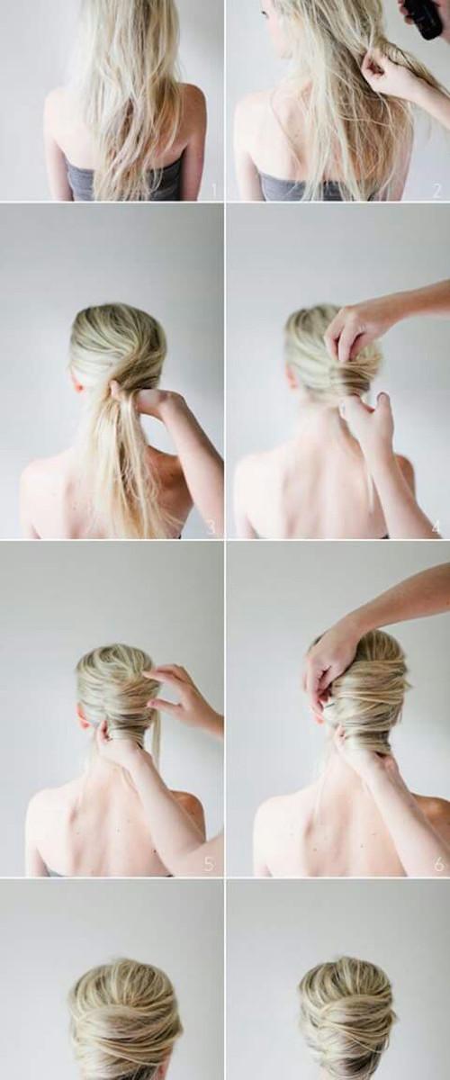 4 idées coiffures pour un rencard