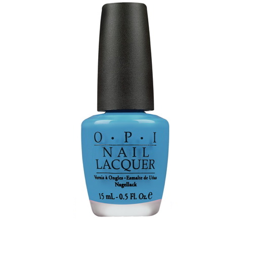 OPI No room for the blue