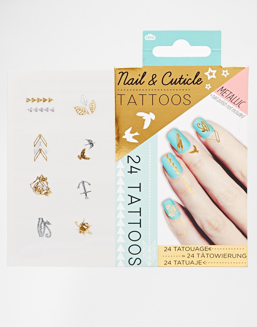Nail Cuticle - Tattoo