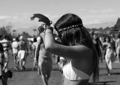 Guide de survie d'une festivalière headbands