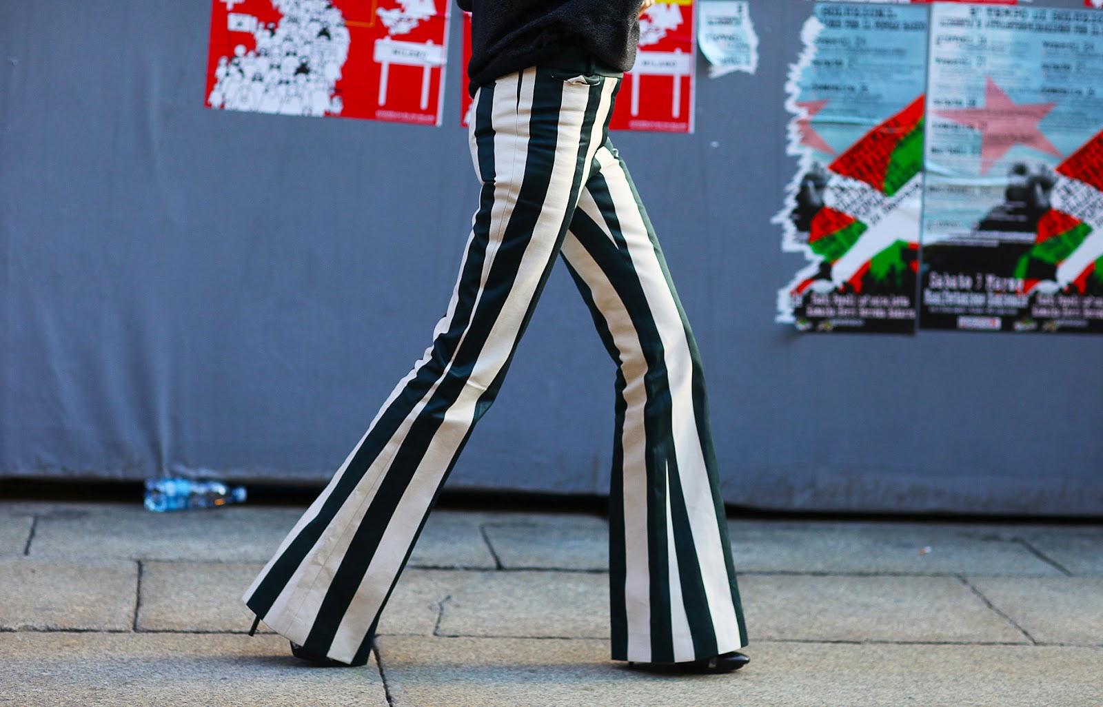 Le pantalon pattes d'eph, une nécessité