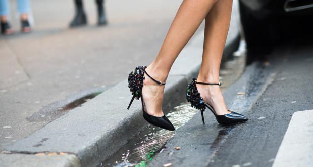 Mardi #Shoesday : 25 superbes chaussures à talons noires