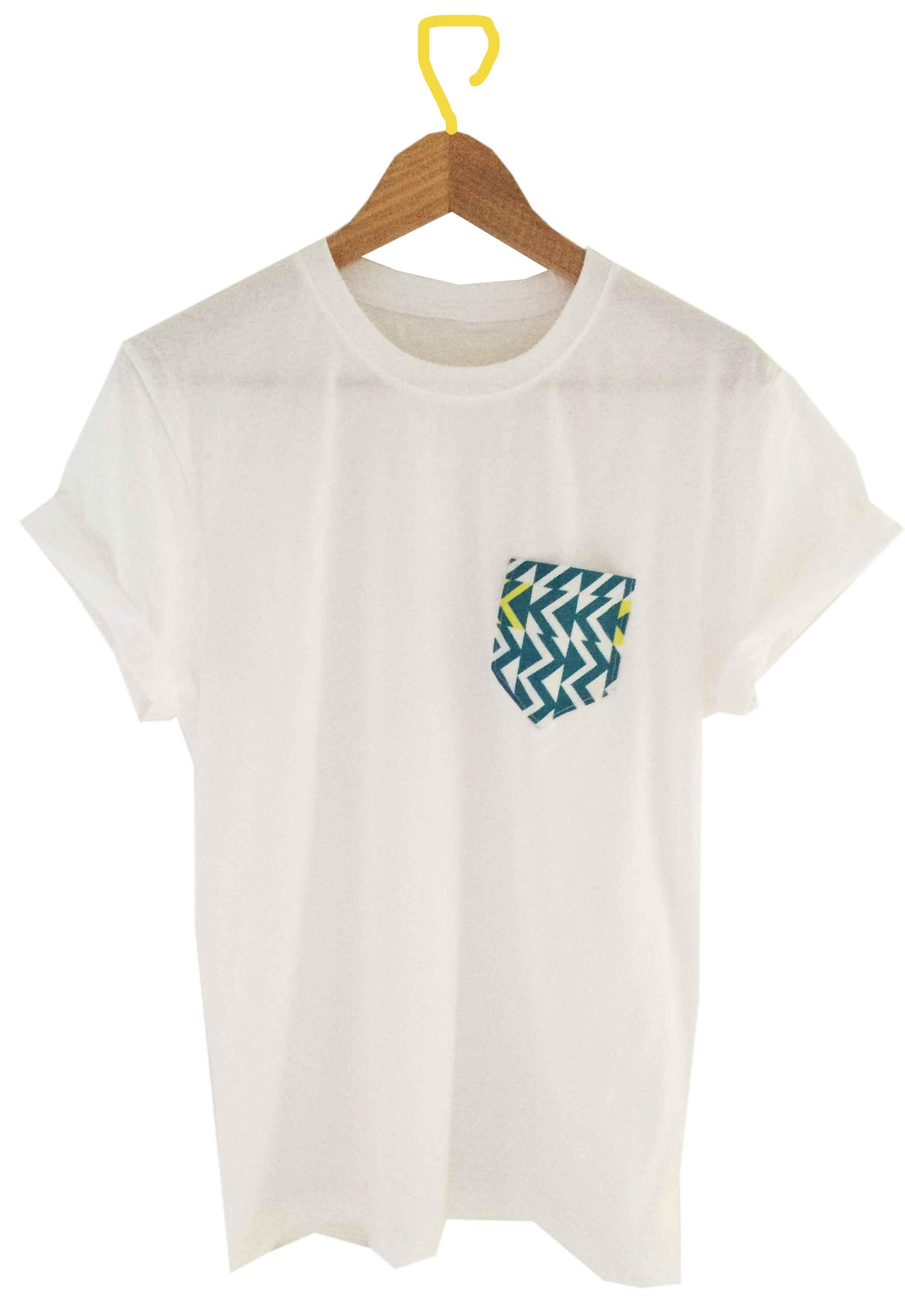 T shirt Zag