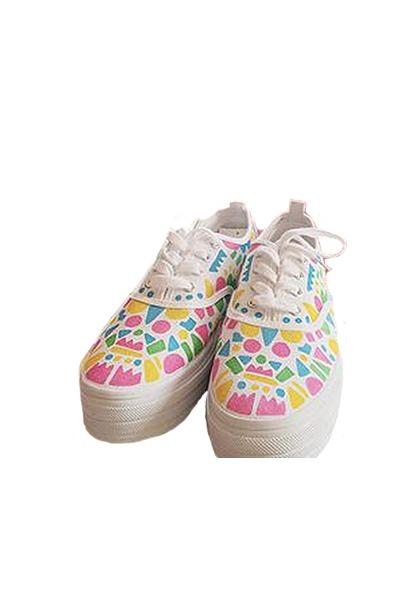 Chaussures Femme Pastel