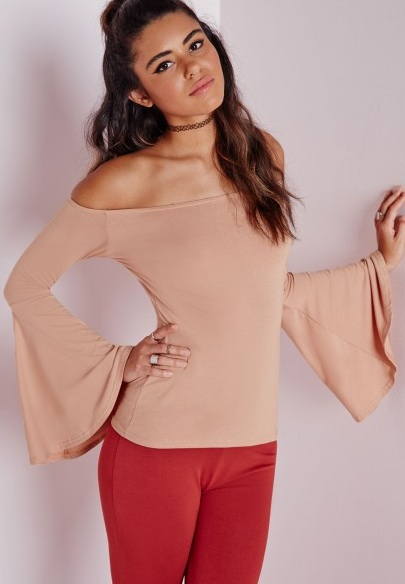 MissGuided - Top en jersey