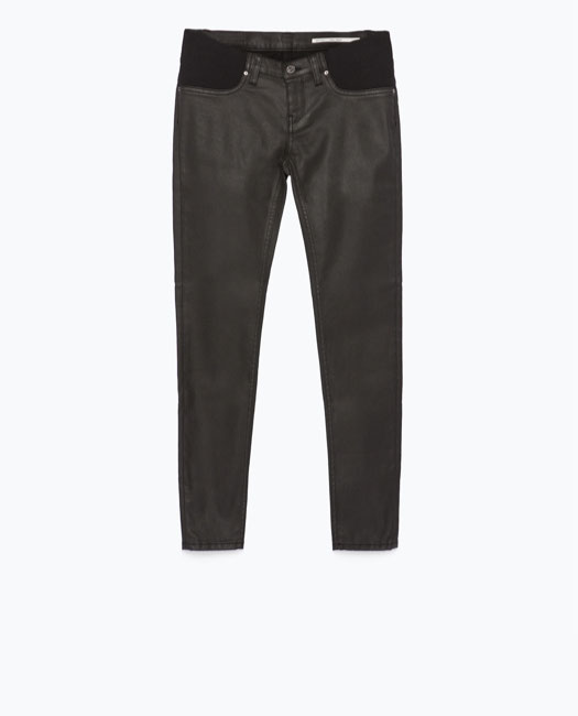 Zara - Pantalon de grossesse