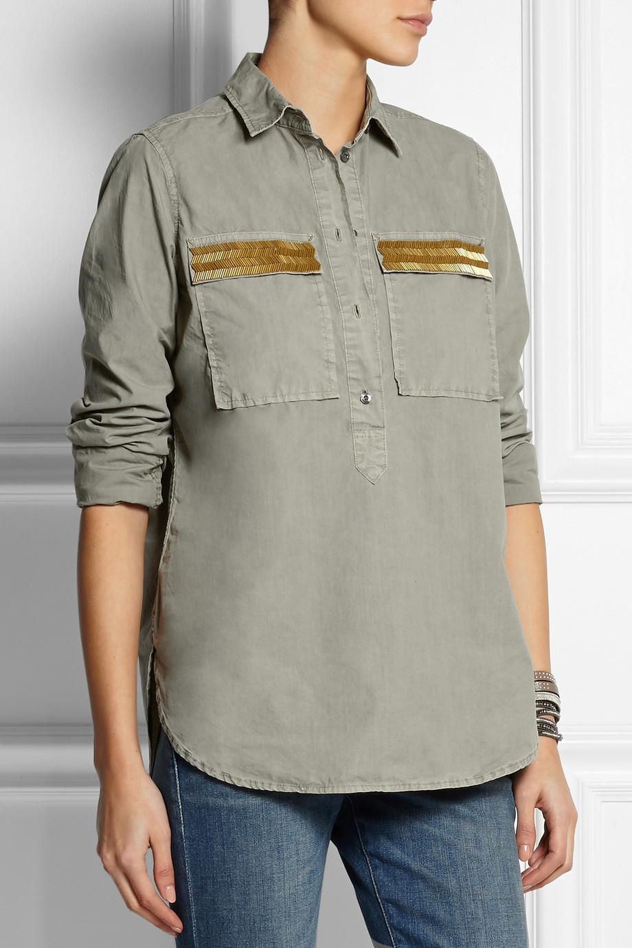 J.CREW - chemise