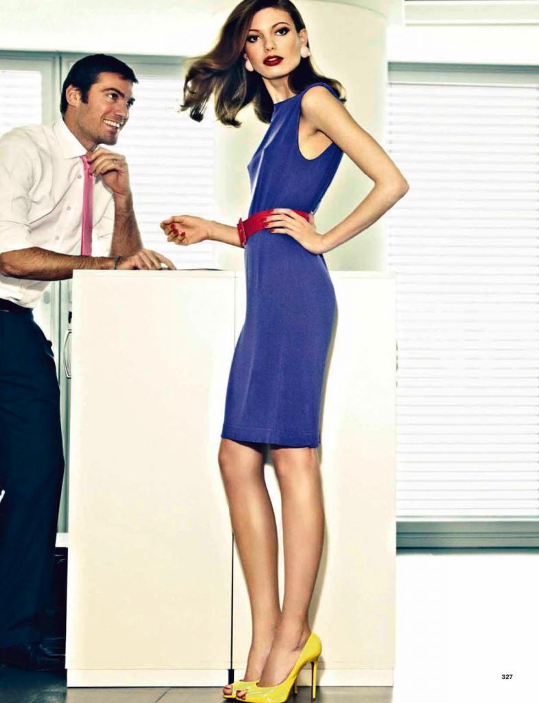 robe pour aller travailler