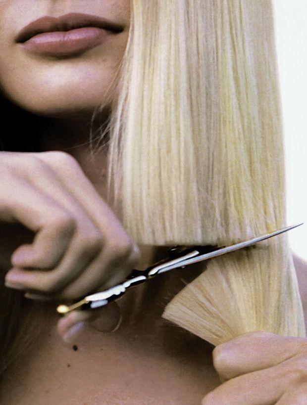 problèmes cheveux couper coiffeur