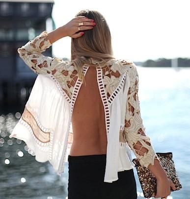 top blanc sea street style