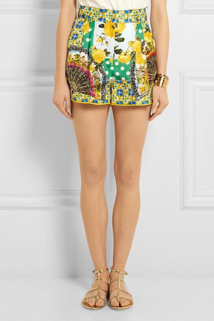 Dolce & Gabbana - Short