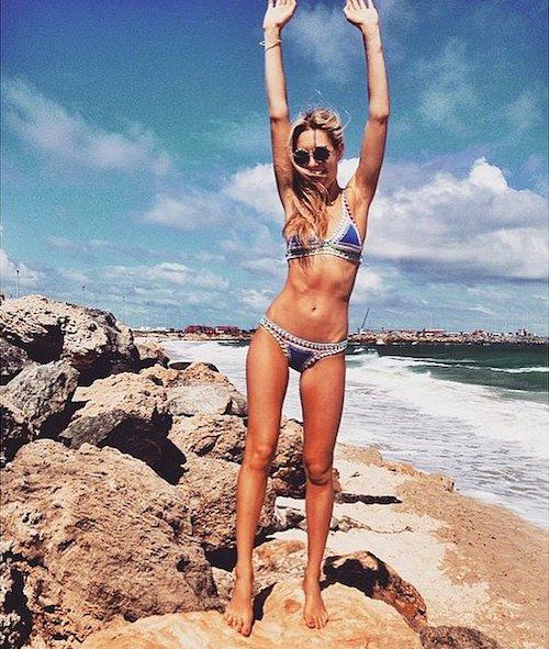 Kiini : le bikini qui fait des ravages sur Instagram