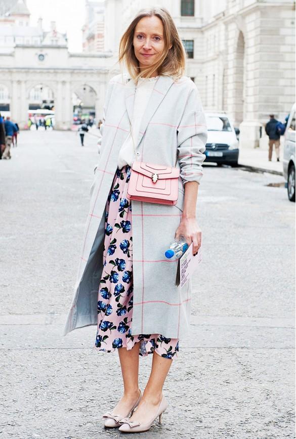 sac rose street style