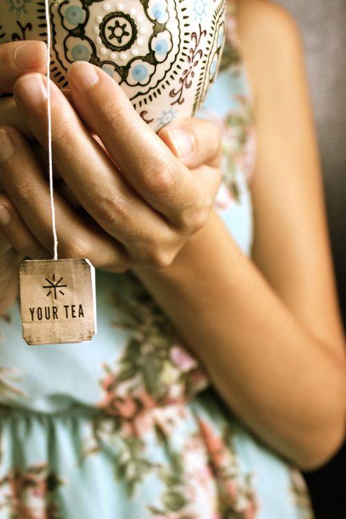 thé pour enlever cernes