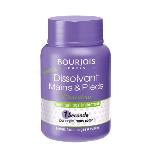BOURJOIS - Dissolvant