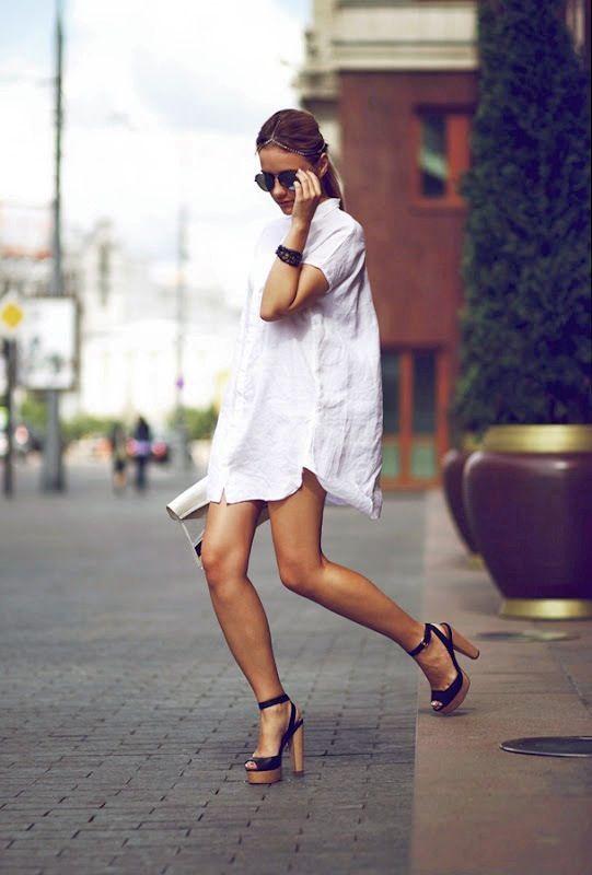 platforme shoes - talons avec une plateforme