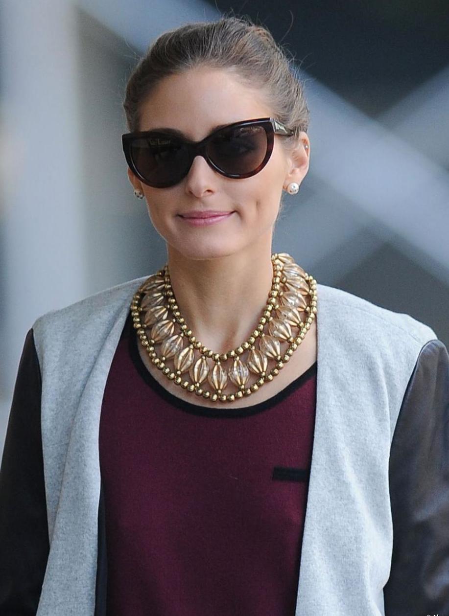 olivia mannequin collier