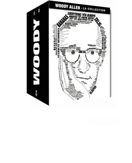 Fnac - Coffret Woody Allen