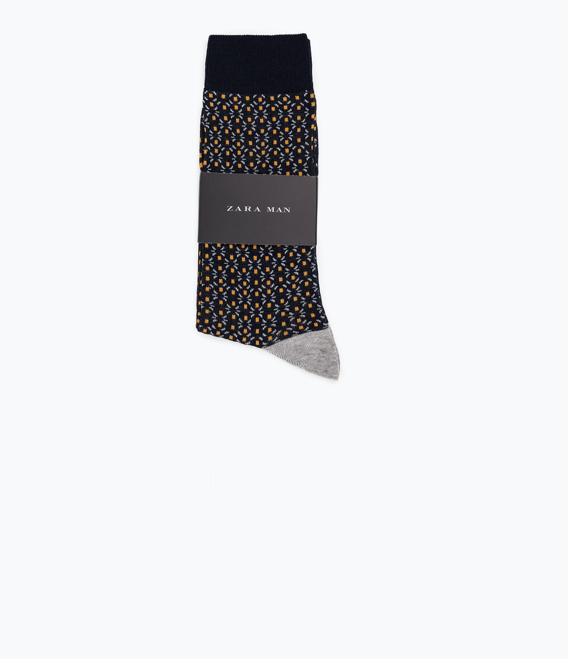 ZARA - chaussettes