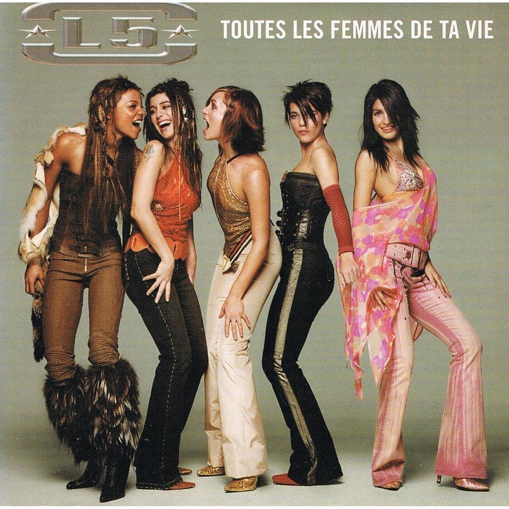 L5 - toutes les femmes de ta vie