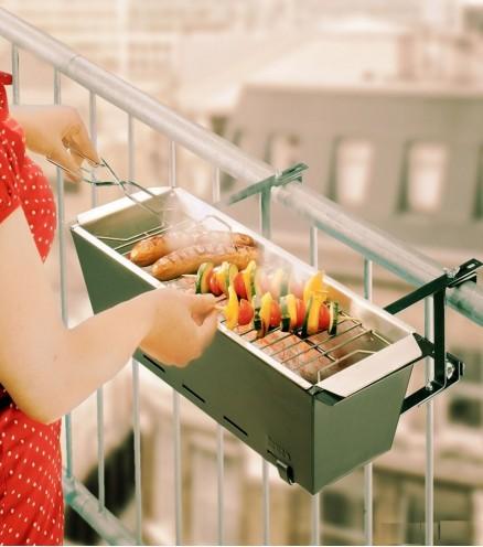 L'Avant Gardiste - Barbecue pour balcon