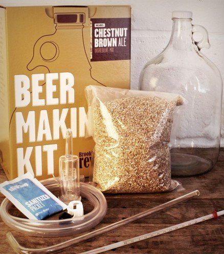 KIT FABRICATION BIÈRE - BROOKLYN BREW